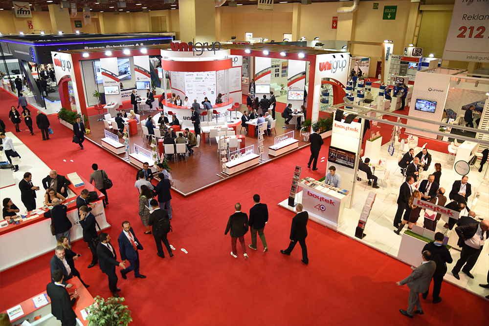 PUTECH EURASIA & EURASIAN COMPOSITES SHOW 2019